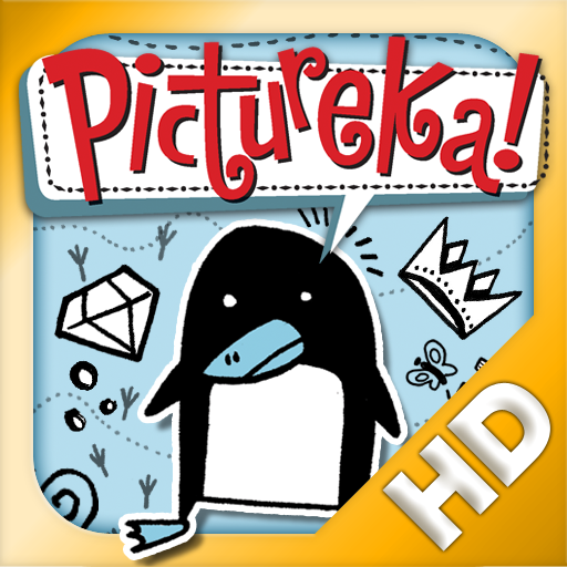 Pictureka! for iPad (AppStore Link)