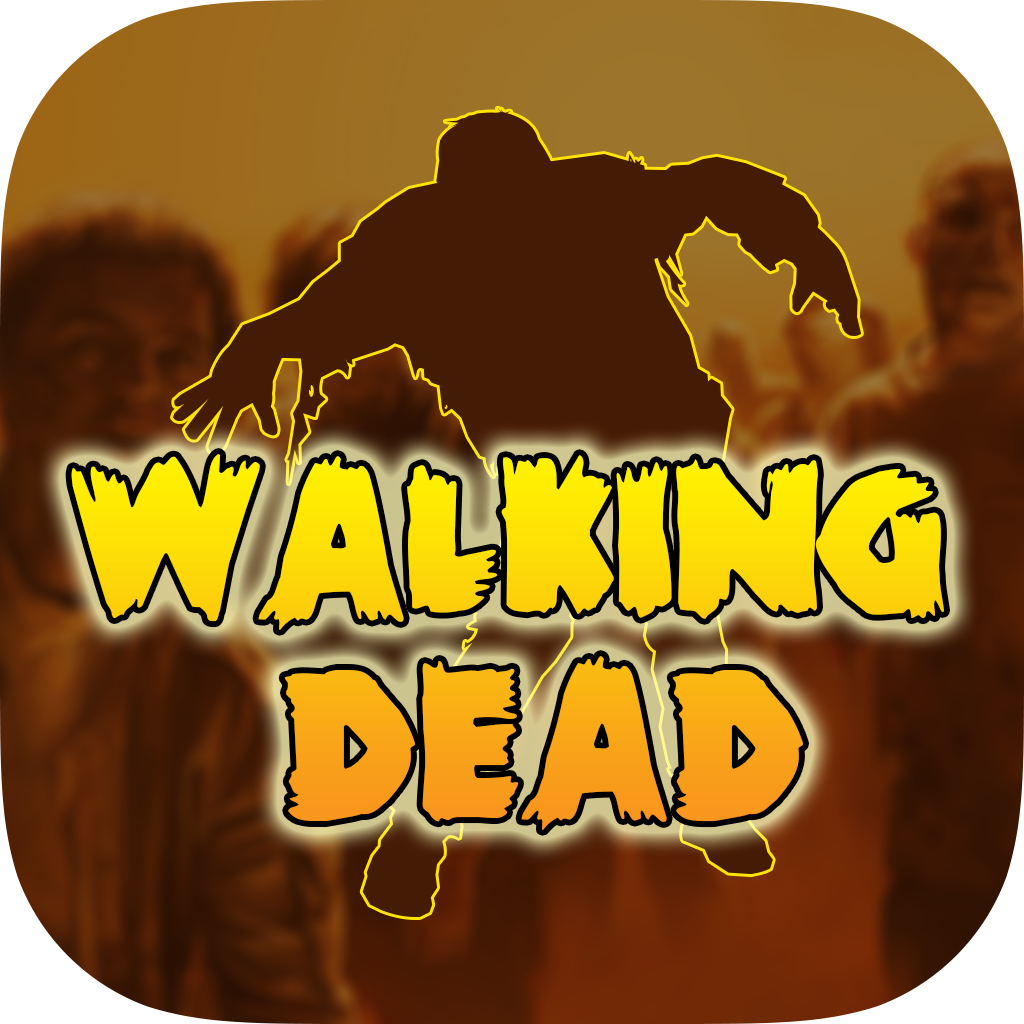 Allo! Trivia For The Walking Dead - Guess the Zombie Challenge and Fan Quiz